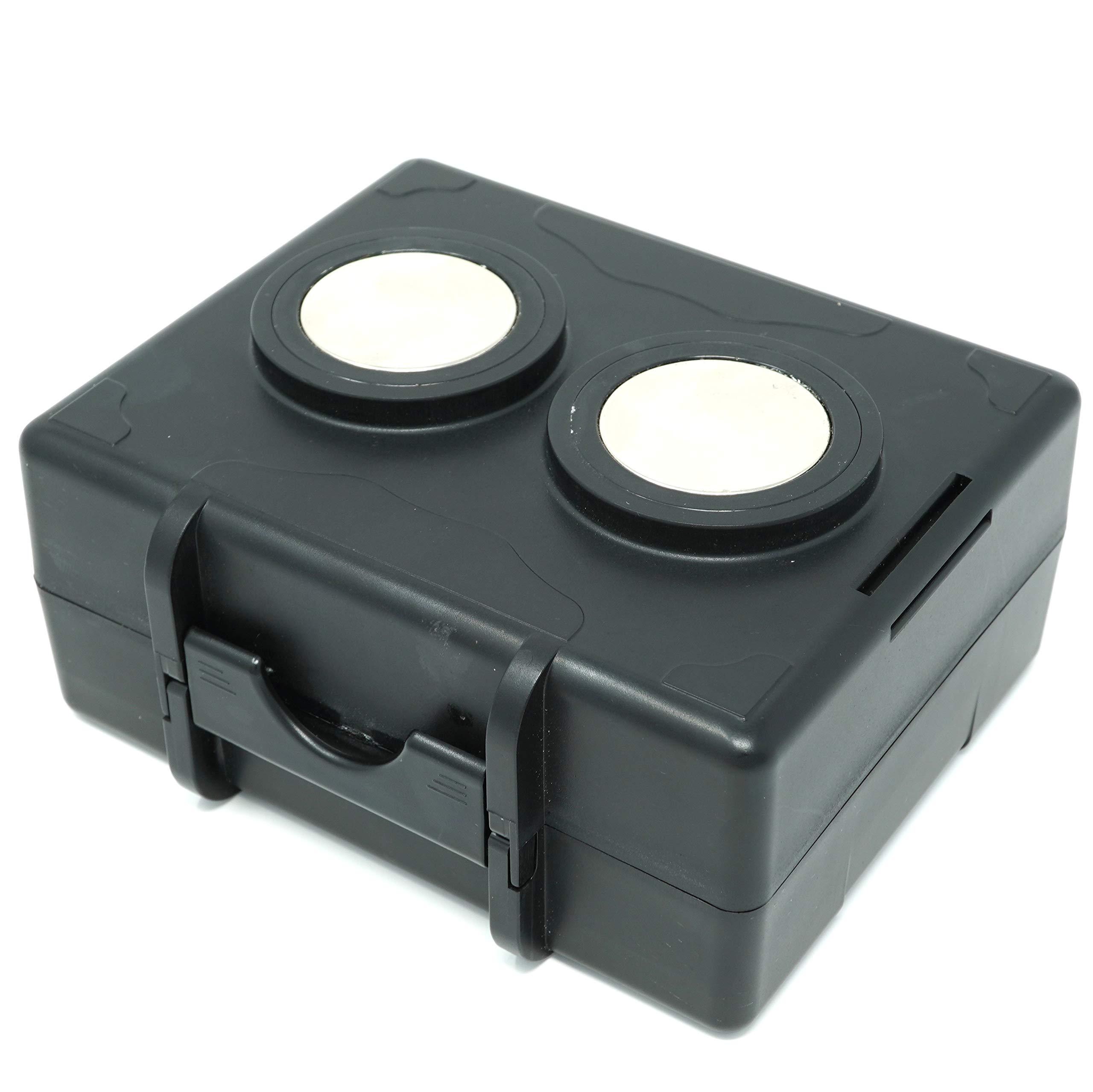 Extended Battery Pack Magnet Case for Optimus 2.0 GPS Tracker by Optimus Tracker