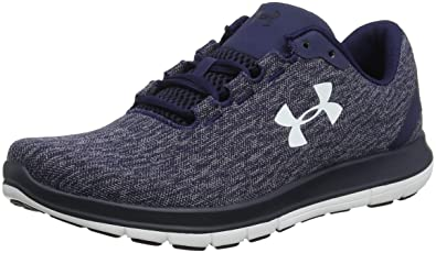 Under Armour Herren UA Remix Laufschuhe, Blau (Midnight Navy Graphite   White 401 24b408e54d