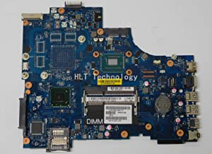 Lysee Laptop Motherboard - HOLYTIME For DELL Inspiron 17R 3721 5721 Notebook Motherboard CN-0WTY0Y VAW11 LA-9102P I5 CPU Rev 1.0 integrated graphics card