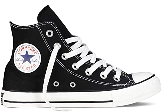 Converse All Star Mens /Big Kids Fashion Sneakers Black