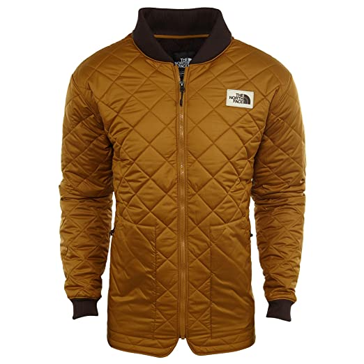 073dc4d27d24 The North Face Men s Cuchillo Insulated Jacket Golden Brown XX-Large