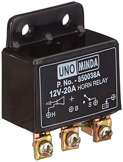 Minda Horn Relay Wiring - Go Wiring Diagrams on