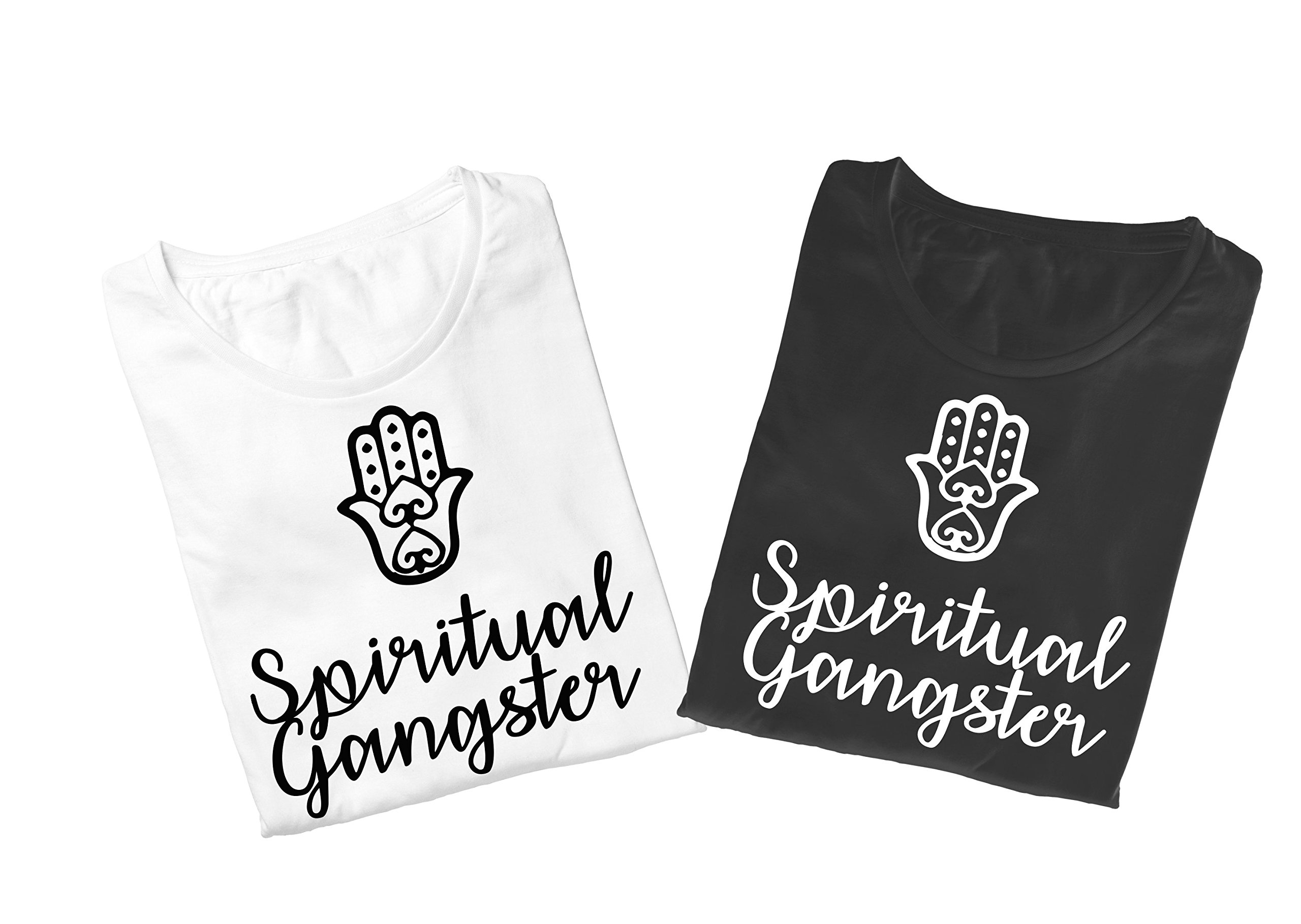 Spiritual Gangster, T-Shirt Cotton Short Sleeve