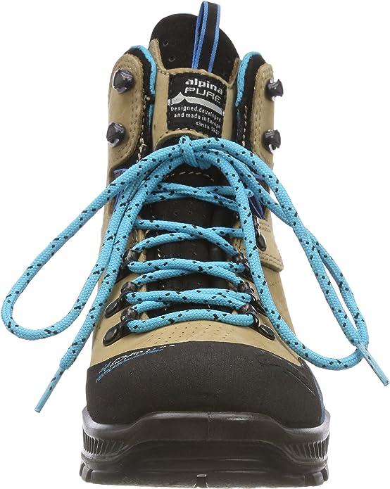 Chaussures de Randonn/ée Basses Mixte Enfant Alpina 680400