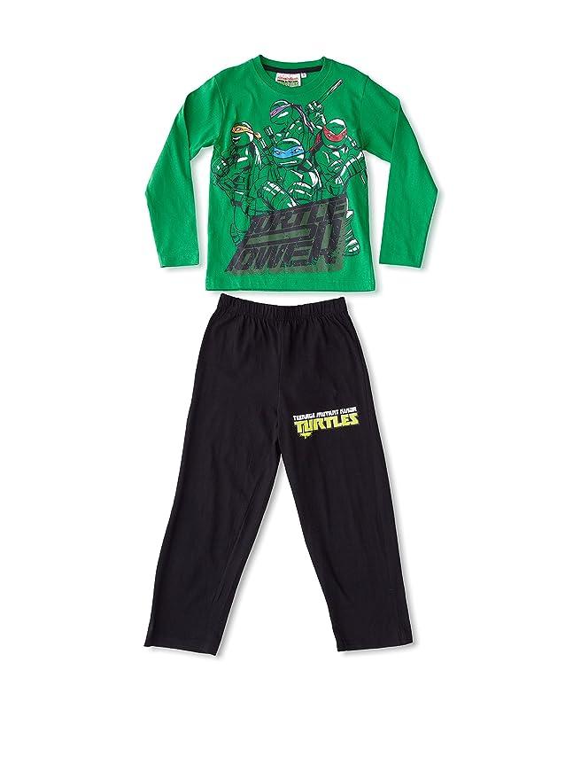 Licencias Pijama Tortugas Ninja Verde 4 años (104 cm ...