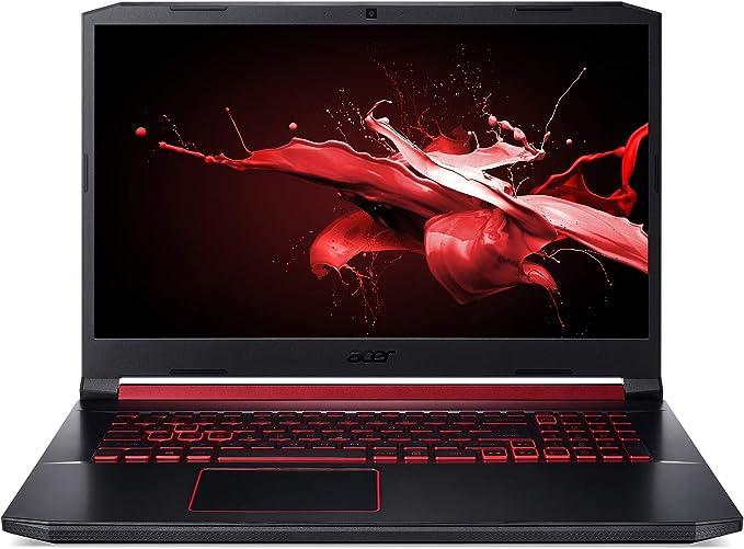 Acer Nitro 5 AN517-51-77B8 Test