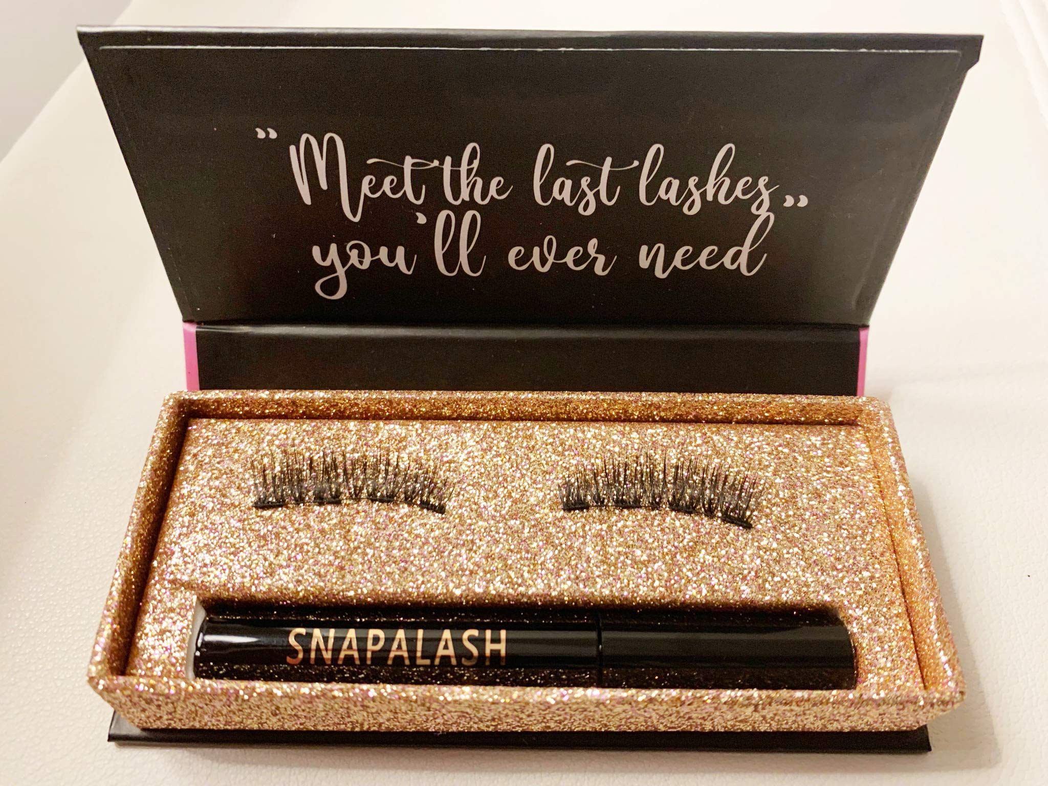 Snapalash Magnetic Eyelash and Eyeliner Set