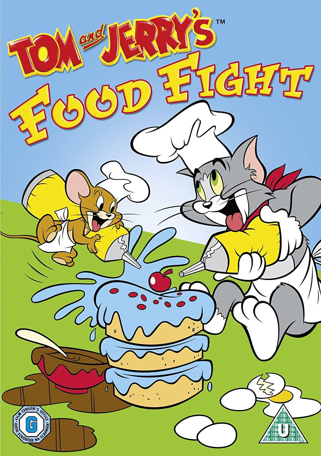Tom and Jerry's Food Fight
