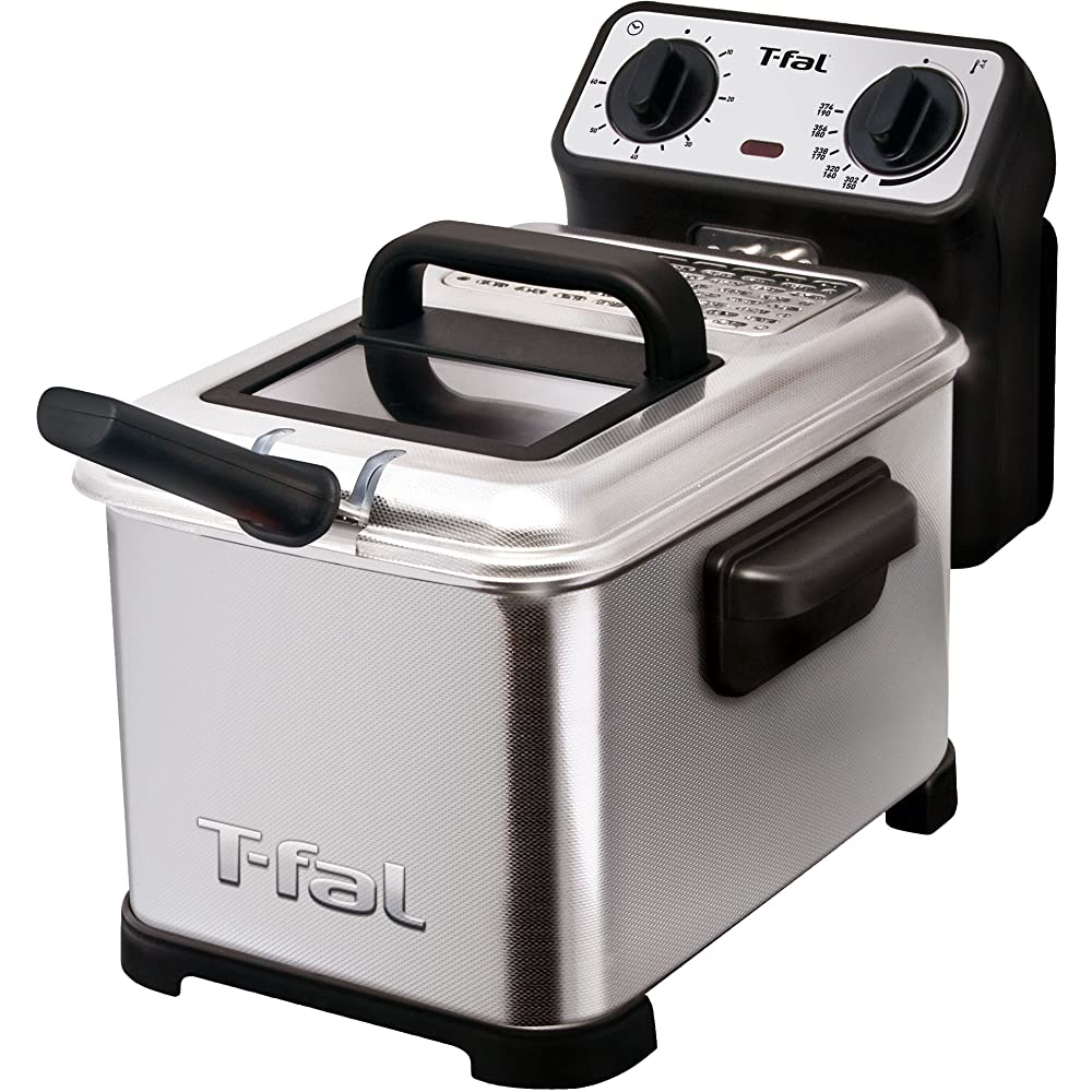 T-Fal Family Pro 3-Liter Deep Fryer Review