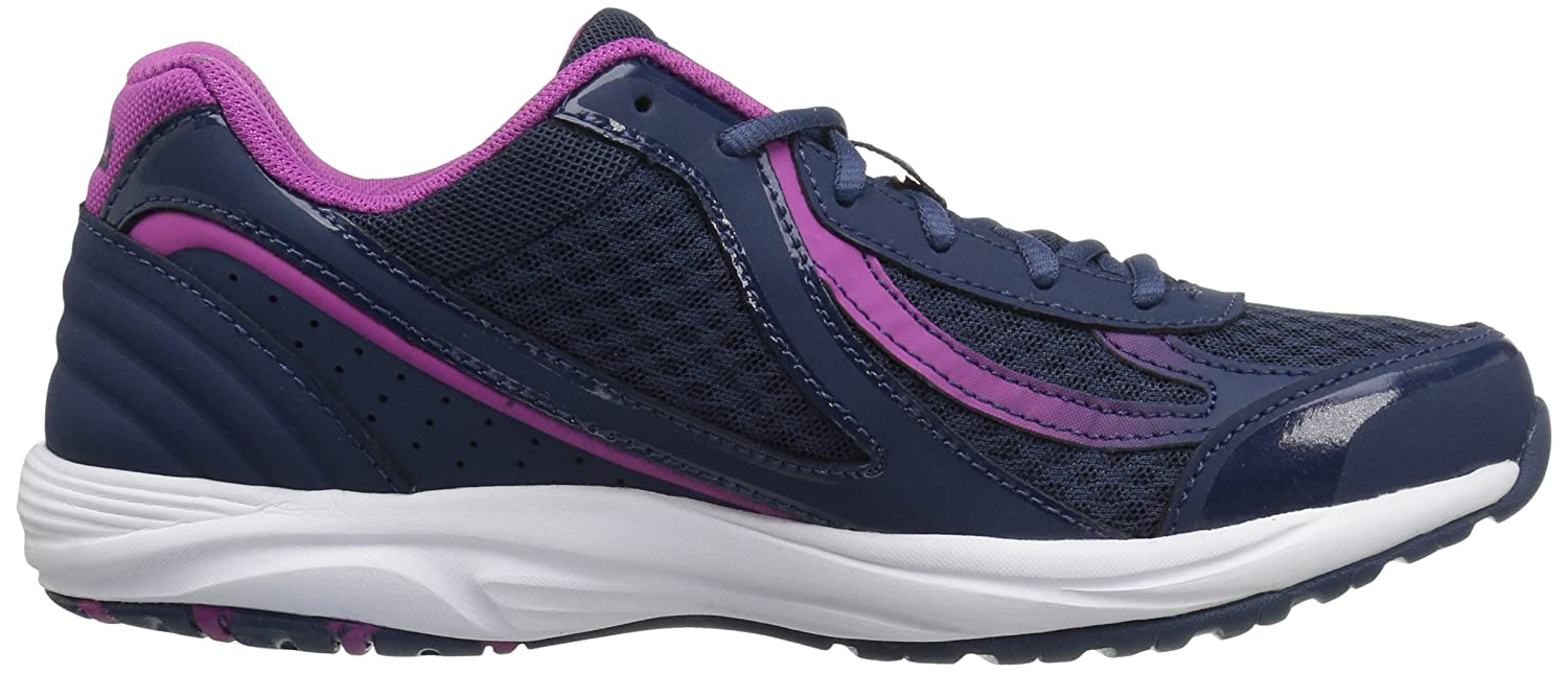 Ryka Women's Dash 3 W Walking Shoe B01KWEXGWC 9 W 3 US|Navy/Pink cd2d1d