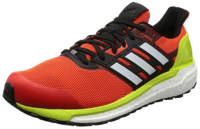 Adidas Supernova GTX M, Zapatillas de Running para Hombre 44 EU|Varios Colores (Energi / Ftwbla / Seamso)