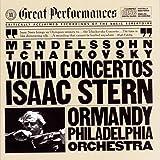 Mendelssohn: Violin Concerto In E Minor, Op. 64 / Tchaikovsky: Violin Concerto In D Major, Op. 35