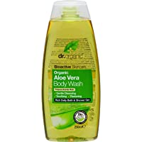 DR Organic Body Wash Organic Aloe Vera