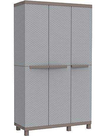 Armadietti In Plastica Ikea.Armadietti E Credenze Di Alloggiamento Da Giardino Amazon It