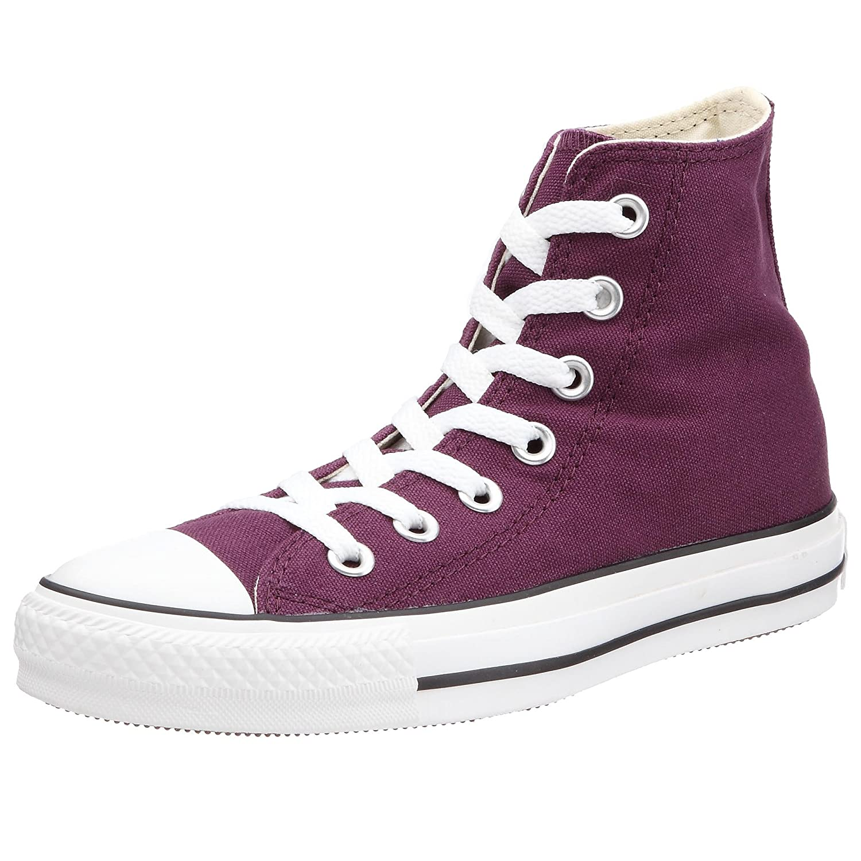 Converse Chuck Taylor All Star Season Hi, Unisex Sneaker  41|Plum (Plum)