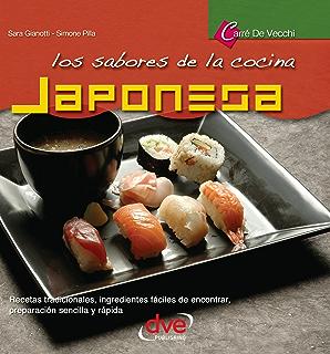 Los sabores de la cocina japonesa (Spanish Edition)