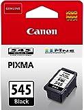Canon - PG-545 - Cartouche d'Encre - 180 Pages - Noir