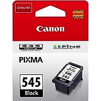 Canon 8287B001 PG-545 Mürekkep Kartuş, Siyah