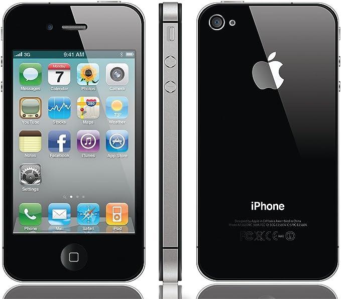 Apple iPhone 4s (Black)  Amazon.in  Electronics 38cfcfc7e9