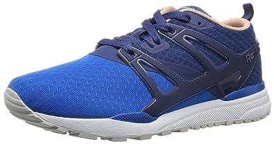 Reebok Herren Tennisschuhe Blau Blau: : Schuhe