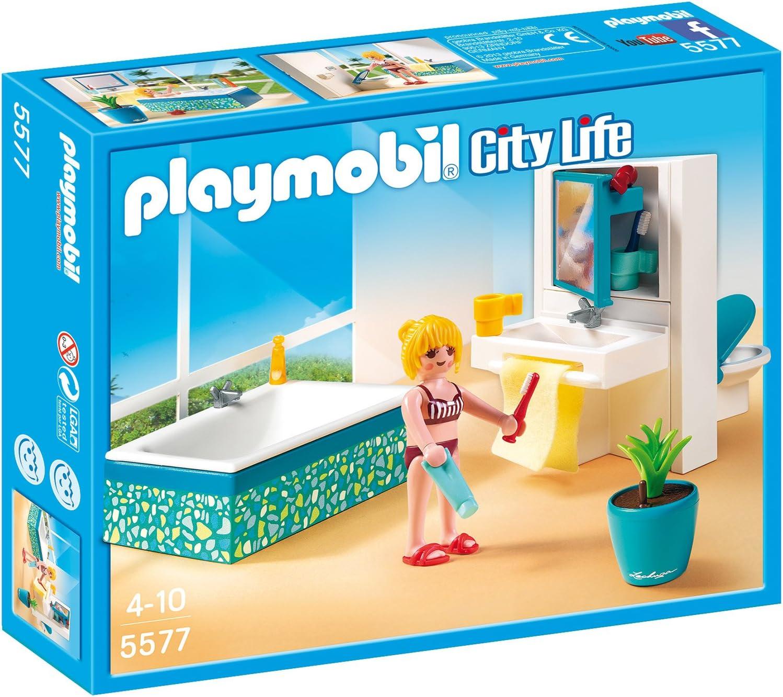 Playmobil 10 - Modernes Badezimmer