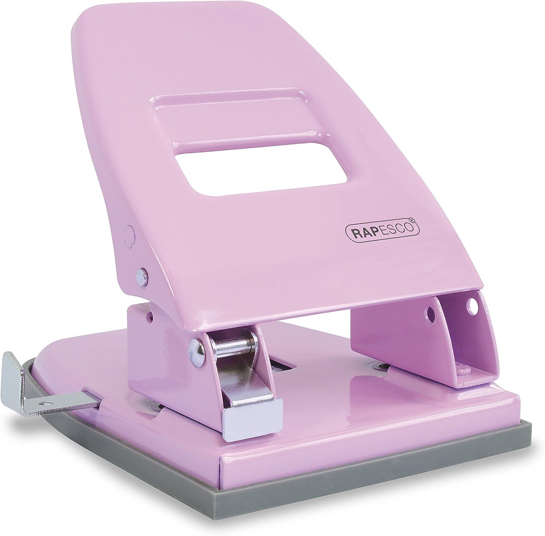 Cuce fino a 20 fogli Colore Rosa Rapesco Cucitrice Stand UP//Salvaspazio