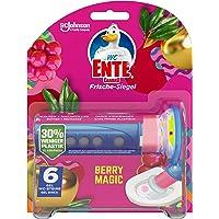 WC-Ente Vers zegel starterset (incl. 1 navulling), cuploze wc-reiniger, Berry Magic geur, 36 ml