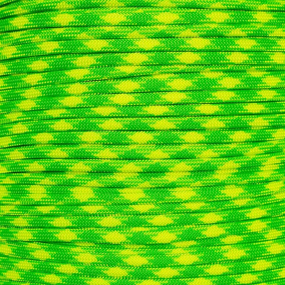 Paracord Planet タイプ タイプ III 7 Green/Neon ストランド III 550パラコード -アメリカ製 - 在庫最大 B00I5RT8KS Neon Green/Neon Yellow 100 Feet 100 Feet|Neon Green/Neon Yellow, 毛糸と手芸のみいみ:30b0e22f --- samudradata.com