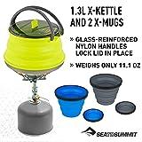 Sea to Summit X-Set 11 (3 Piece) X-Kettle & 2