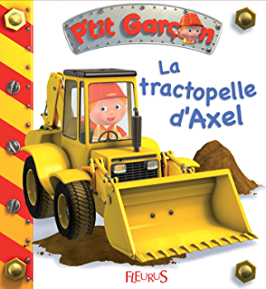 La grue de Lulu (Ptit garçon) (French Edition)