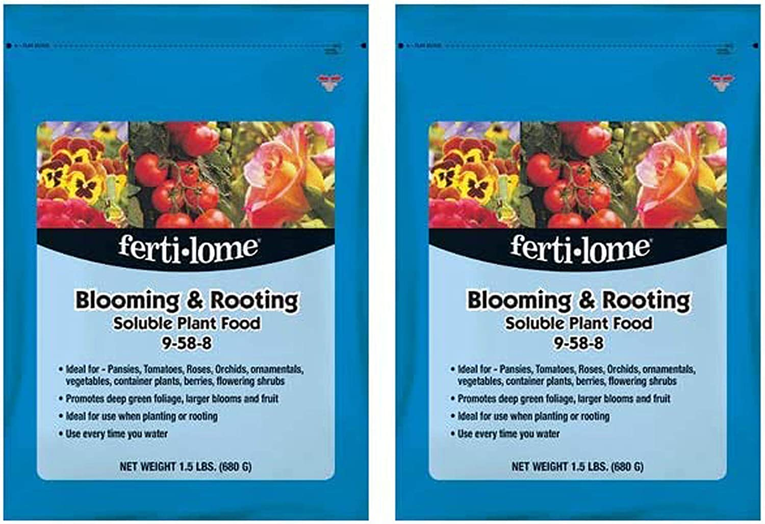 Voluntary Purchasing Group 11771 Bloom/Root Food, 1.5 lb (2 Pack of 1.5 lb)