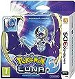 Pokémon Luna - Limited Fan Edition - Nintendo 3DS