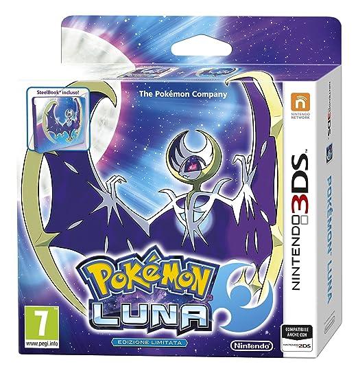 56 opinioni per Pokémon Luna- Limited Fan Edition- Nintendo 3DS