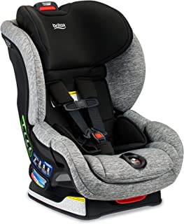 product image for Britax Boulevard ClickTight Convertible Car Seat, Spark - Premium, Soft Knit Fabric - 2 Layer Impact Protection [Amazon Exclusive]
