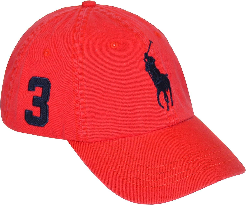 Polo Ralph Lauren - Gorra ajustable con logotipo de Pony para ...