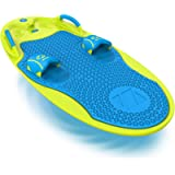 ZUP You Got This 1.0 Board, All-in-One Kneeboard, Wakeboard, Wakeskate, and Wakesurf Board for All Ages, Blue