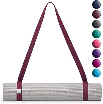 Amazon.com: Gaiam - Esterilla de yoga de fácil fijación (se ...