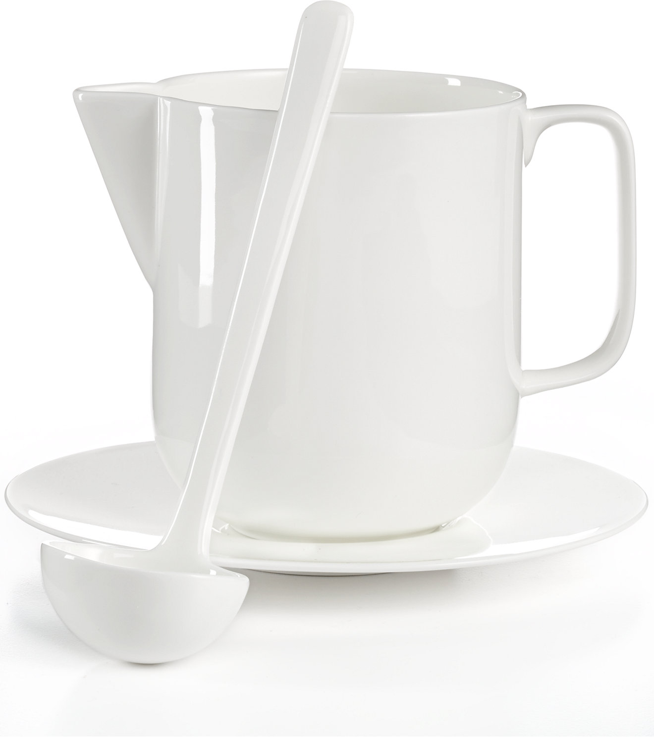 Hotel Sauce Pitcher Set - Serveware - Dining & Entertaining - Macy's Bridal and Wedding Registry