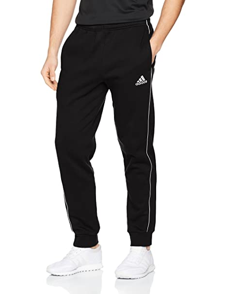 buy popular 93b7c bde8d adidas Core 18 Sweat Pants - Mens - Black White - Small