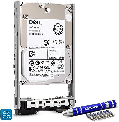 "Dell 1.8TB SAS 10K 2.5/"" Drive R310 R415 R510 R610 R710 R815 R810 M710 Brand New"