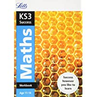 KS3 Maths Workbook (Letts KS3 Revision Success)