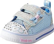Skechers Shuffles-Itsy Bitsy, Baskets bébé Fille