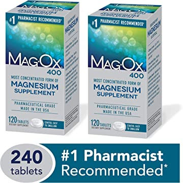 top selling Mag-Ox 400 Magnesium Supplement