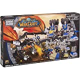 Megabloks - 91016U - Jeu de Construction - World Of Warcraft - Deathwing'S Stormwind Assault
