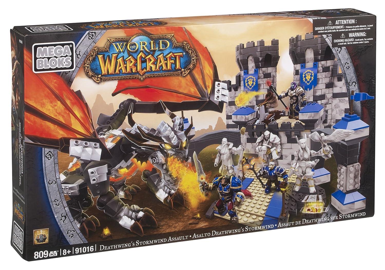Mega Bloks 91016 - World Of Warcraft - Deathwing's Stormwind Assault