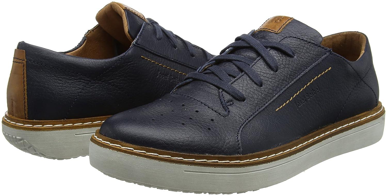 Josef Seibel Quentin 03, Sneaker Uomo, Blu (Ocean-Kombi 531), 44 EU