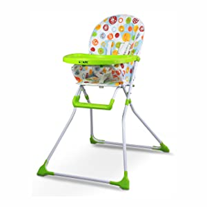 iSafe Highchair YummyLUV - Nature