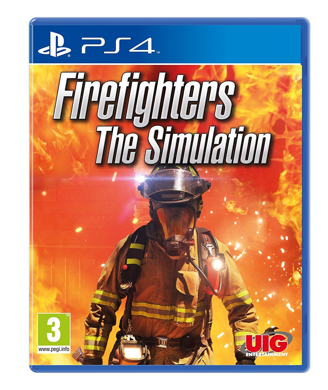 Amazon com: Firefighters The Simulation (PS4): Video Games