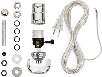 lamp wiring kit - lamp making kits allow you to make, repair and repurpose  lamps - rewire a  amazon.com