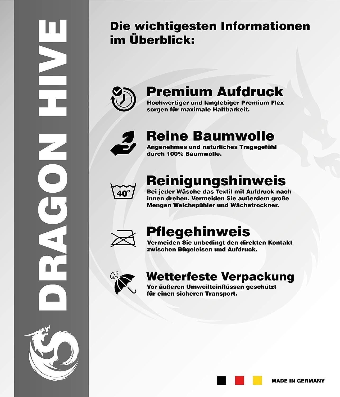 DragonHive Herren T-Shirt Denken ist wie Googeln Informatik Informatiker